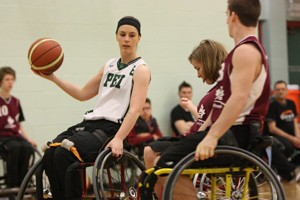 Junior East Wheelchair Basketball Championships
