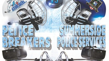 PEI Ice Breakers vs Summerside Police Services