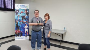 Matheson and Harper Earn Top Bowlers at ParaSport and Recreation PEI's Provincial Bowling Championships
