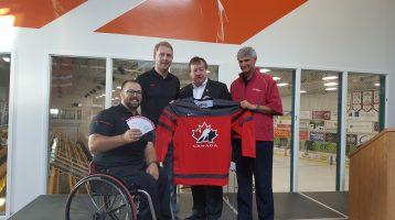 2016 World Sledge Hockey Returns to PEI