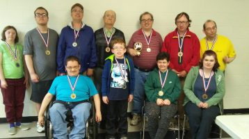 Matheson and Harper Win Top Bowlers at 2017 Provincial Bowling Championships