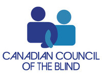 Canadian Council of the Blind logo