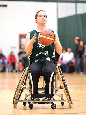Jeremy Watts, Wheelchair Basketball