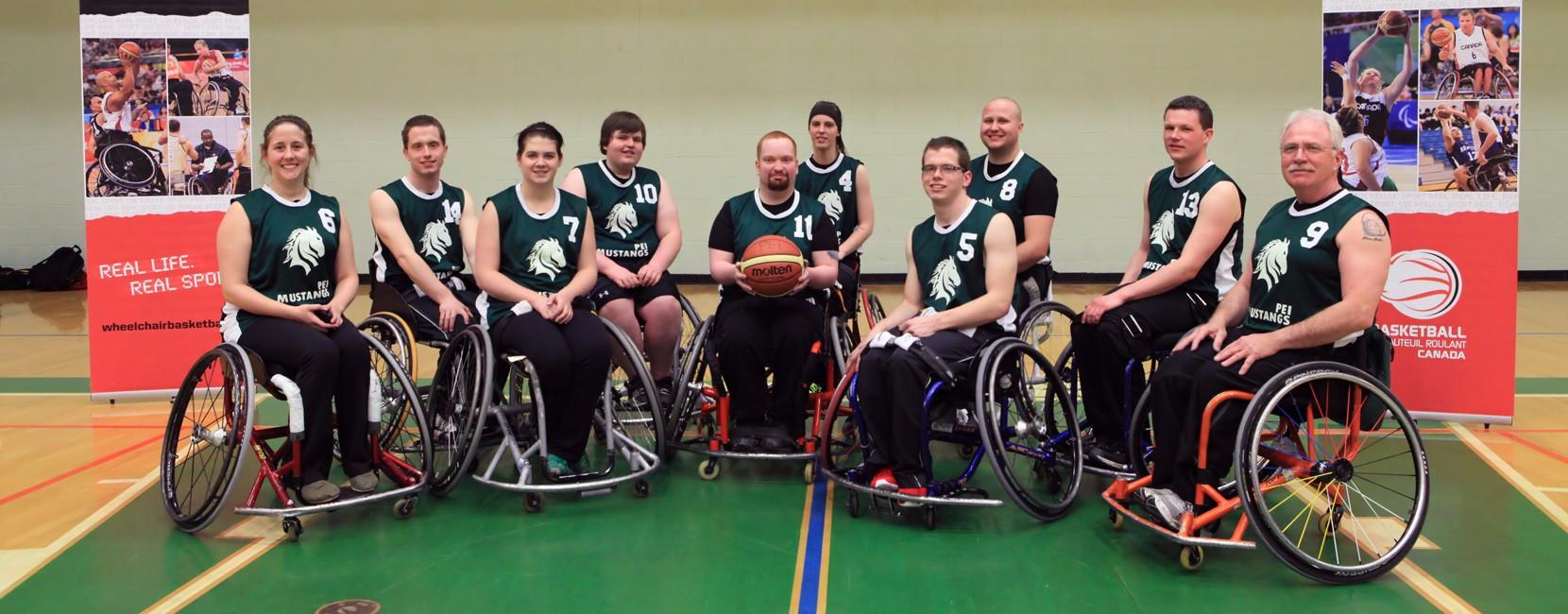 WheelchairBasketball