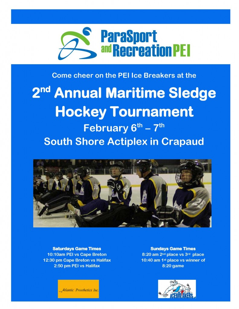 2016 Sledge Hockey Tournament