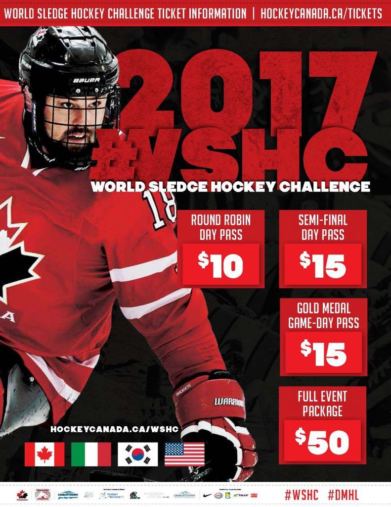 2017 World Sledge Hockey Challenge @ MacLauchlan Arena | Palo Alto | California | United States
