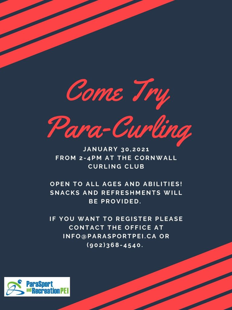 Curling Have-A-Go Day